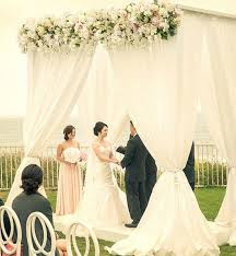 chuppah canopy 51 best wedding chuppah and canopy images on marriage