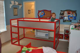 Painted Headboard Ideas How To Paint Metal Bunk Beds With Desk Underneath Home Painting