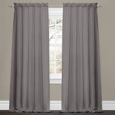 Vivan Curtains Ikea by Amazon Com Lush Decor Lucia Valance Ivory Home U0026 Kitchen