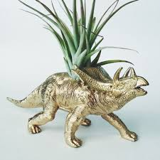 animal planters the city and us etsy find dinosaur planters the city and us