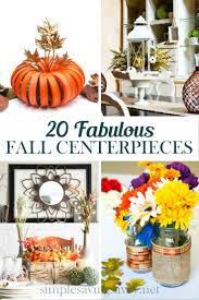 Fall Centerpieces 20 Fabulous Diy Fall Centerpieces Stewardship At Home