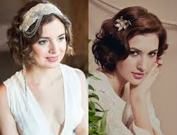 1920 bridal hair styles trending bob wedding hairstyles for 2017 hairstyles haircuts