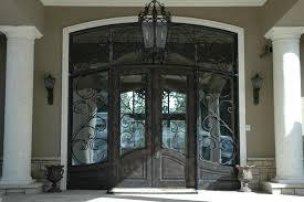 Modern Front Door Decor by Exterior Design Outstanding Double Swing Front Door Ideas And