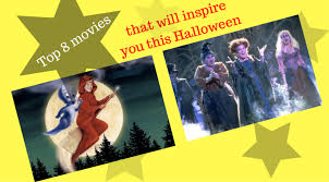 top 8 movies that will inspire you this halloween festival