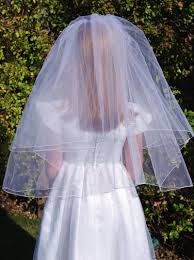 holy communion veils carla holy communion veil in white from the lilac tree