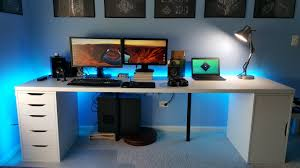 Gaming Desk Pc by Gaming Desk Ikea Outstanding Electronics Desks And Desk On