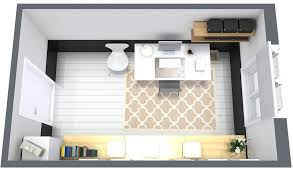 Home Office Furniture Layout 9 Essential Home Office Design Tips Roomsketcher