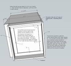 standard cabinet toe kick dimensions cabinet 101