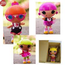 lalaloopsy cake topper ohmetoy lalaloopsy figure toys dollhouse bonecas 20cm girl
