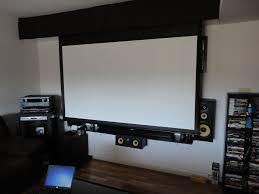 home theater projector setup trinybwoy u0027s home theater gallery trinybwoy u0027s humble apartment ht