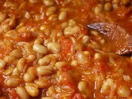 cuisiner les haricots blancs la cuisine de myrtille haricots blancs mijotés aux oignons et aux