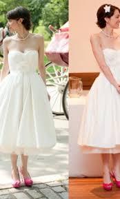 looking for a vintage tea length dress weddingbee