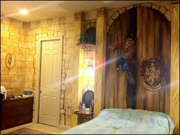 Harry Potter Bedroom - Harry potter bedroom ideas