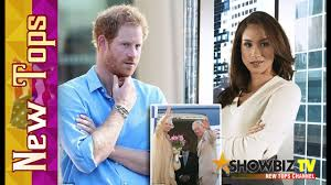 a loved up prince harry could take the chance to introduce megan