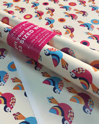 buy wrapping paper buy wrapping paper rad bird online propshop24