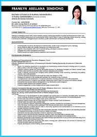 Sample Resume For Business by Objective For Business Administration Resume Resume For Your Job
