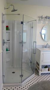 Acrylic Shower Doors How To Install An Acrylic Shower Unit The Washington Post