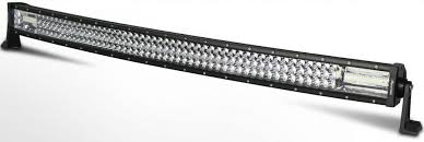 52 inch led light bar cover autofeel 52 curved led light bar product review 2017