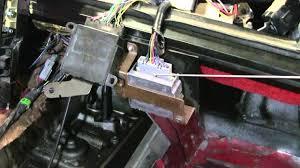1992 corvette ecm c4 corvette cutaway anti theft vats mod
