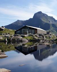 Prefab Cabins by Off The Grid Wooden Prefab Cabin Compact Yet Spacious In Norway