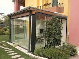 tettoie in legno e vetro tettoie e verande a treviso venezia vicenza verande