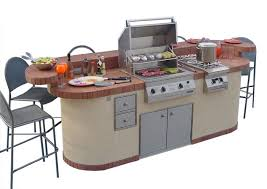 prefabricated kitchen islands prefabricated outdoor kitchen islands 28 images outdoor