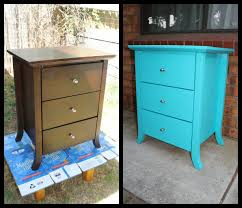 How To Make A Wooden Bedside Table by Home Diy How To Paint Old Furniture Youtube