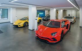 lamborghini showroom the ceo of lamborghini shares what it means to be part of the