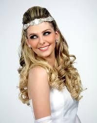 headband across forehead before after the bridal headband s secret