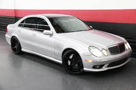 2003 mercedes e55 amg autotrader find 2003 mercedes e55 amg with 401 000