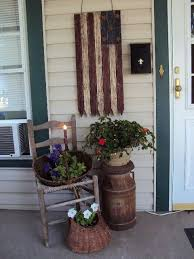 Outside Entryway Decor Best 25 Country Porch Decor Ideas On Pinterest Country Porches