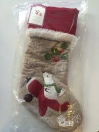 Pottery Barn Kids Stockings Http Www Potterybarnkids Com Products Woodland Stocking