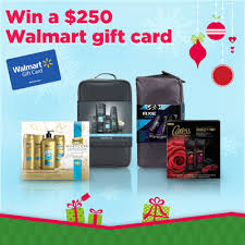 250 walmart gift card giveaway stock up on holiday gift sets