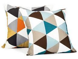 Modern Throw Pillows For Sofa Magnificent Modern Throw Pillows Persimon Gray 963 Green Way Parc