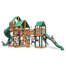 Metal Backyard Playsets 11 Best Outdoor Playsets U0026 Swingsets For Kids 2017 Review