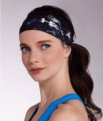 tie dye headbands armour womens tie dye headband accessory activewear 1277410