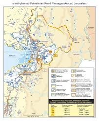 Negev Desert Map Resources U2013 The Jahalin Bedouin