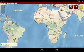 World Geography Map World Geographic Atlas Android Apps On Google Play