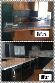 Kitchen Before And After by 105 Best Before And After Home Remodels Images On Pinterest Home