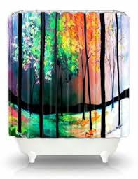 Artistic Shower Curtains Artistic Shower Curtains By Dianoche By Dianochedesignsdecor