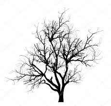 halloween trees background spooky dead tree branches vector u2014 stock vector baavli 64421673
