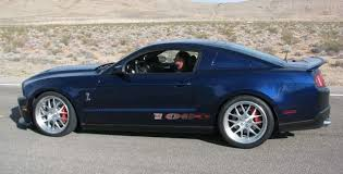 shelby mustang 1000 hp a 1 000 horsepower shelby mustang hits the streets
