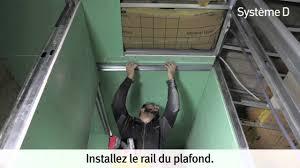 comment poser une porte de chambre monter un bloc porte sur cloison en placo