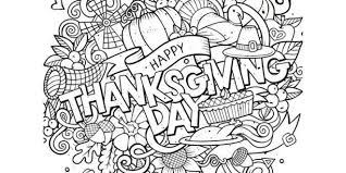 thanksgiving coloring pages u2013 detailed pages u2013 thanksgiving blessings
