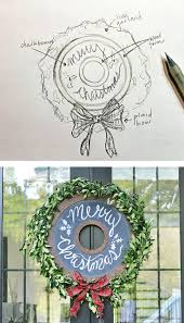 Decorative Wreaths For Home by 178 Best Wreaths For Any Occasion Images On Pinterest Holiday