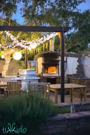 Building A Backyard Pizza Oven by How To Build A Wood Fired Pizza Oven Tutorial Tikkido Com