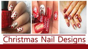 christmas nail designs 2015 new hd youtube