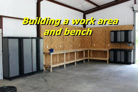 bench for garage benches garage work benches diy garage workbench with drawers