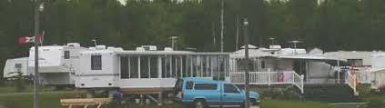Trailer Sunrooms Paul U0027s Creek Campsite Sunrooms U0026 Additions