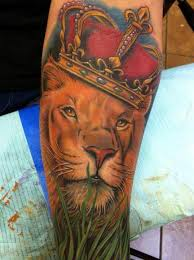 lion tattoos that you can wear with pride tattoo articles